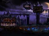 Château de Dracula (La lueur du monde)