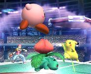 Dresseur de Pokémon attaques Brawl 2