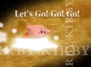 Félicitations Kirby 64