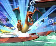 Dresseur de Pokémon attaques Brawl 4