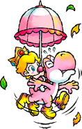 Art Bébé Peach Yoshi YIDS