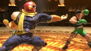 Profil Captain Falcon Ultimate 3