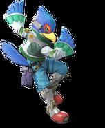 Art Falco blanc vert Ultimate