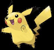 Pikachu FireRed LeafGreen