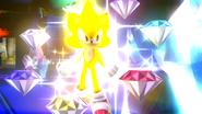 Félicitations Sonic U Classique