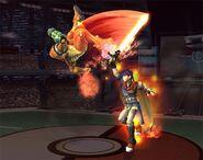 Ike Smash final Brawl 2
