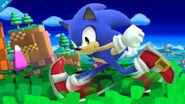 Sonic SSB4 Profil 2
