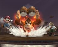 Donkey Kong Smash final Brawl 1