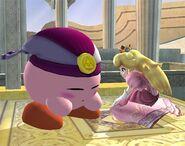 Kirby attaques Brawl 10