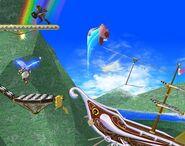 Course Arc-en-ciel Brawl 2