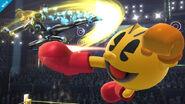 Pac-Man SSB4 Profil 3