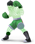 Art Little Mac fils Ultimate
