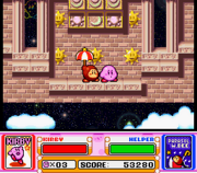 Waddle Dee parasol Kirby Super Star