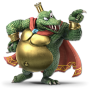 Art King K. Rool Ultimate