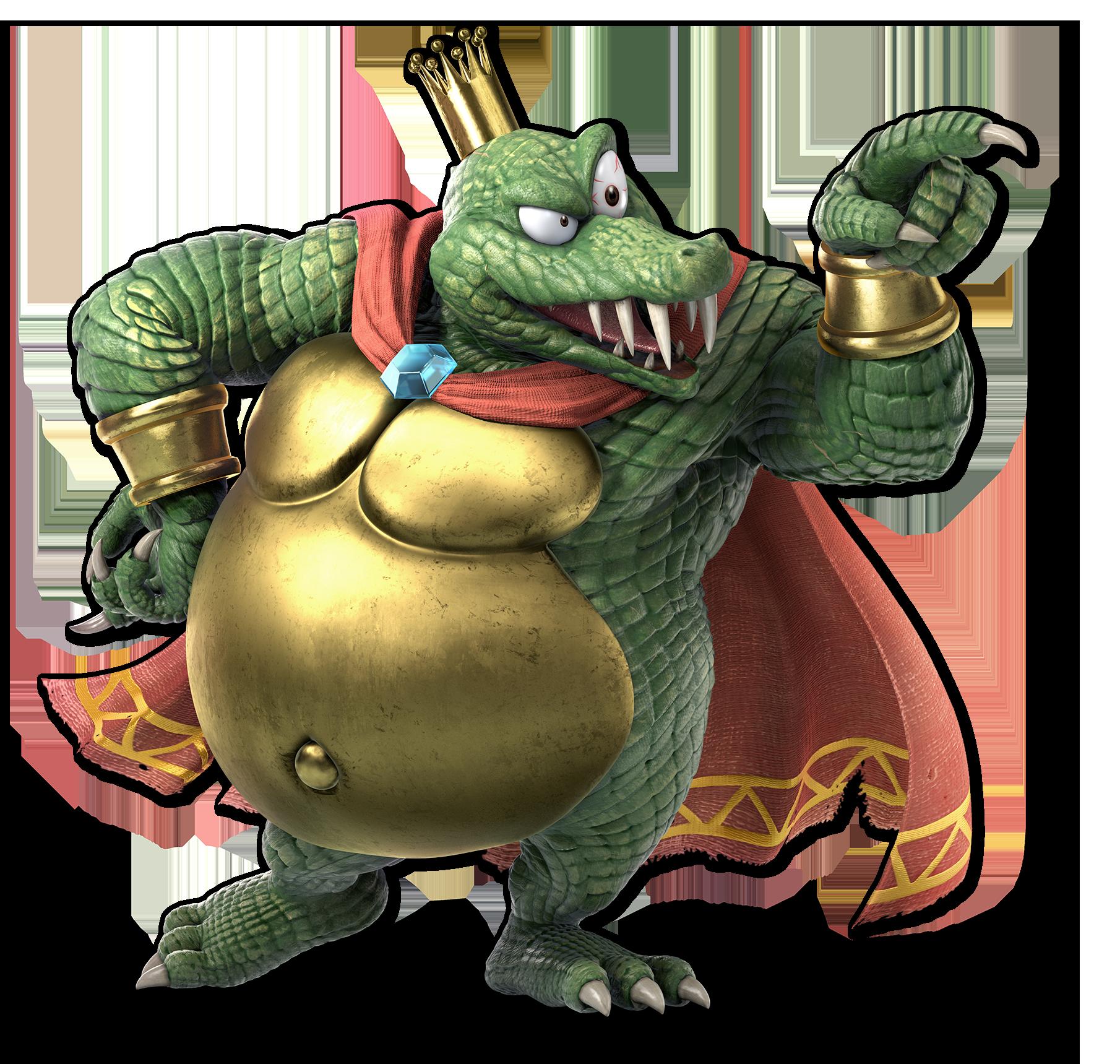 King K. Rool (Ultimate)