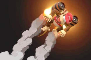 Rapido Rocket
