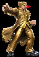 Art Kazuya jaune Ultimate