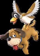 Art Duo Duck Hunt brun clair Ultimate