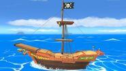 Vaisseau Pirate U