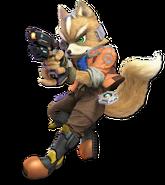 Art Fox orange Ultimate
