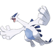 Artwork Lugia COAA