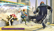Félicitations Captain Falcon Brawl All-Star