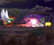 Yoshi Smash final Brawl 4