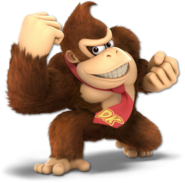 Art Donkey Kong Ultimate