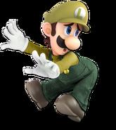 Art Luigi jaune Ultimate