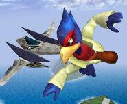 Falco Melee Profil 1