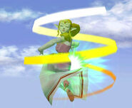 Zelda Melee Profil 3