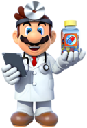 Dr. Mario Fighter Spirit