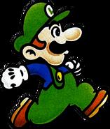 Art Luigi SMB2