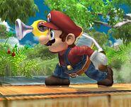 Mario attaques Brawl 2