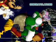 Félicitations Yoshi Melee All-Star