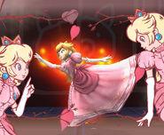 Peach Smash final Brawl 2