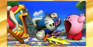 Félicitations Meta Knight 3DS All-Star
