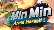Smash Ultimate- Min Min Origin Victory Theme - ARMS