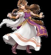 Art Zelda violet Ultimate