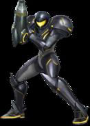 Art Samus noir Ultimate