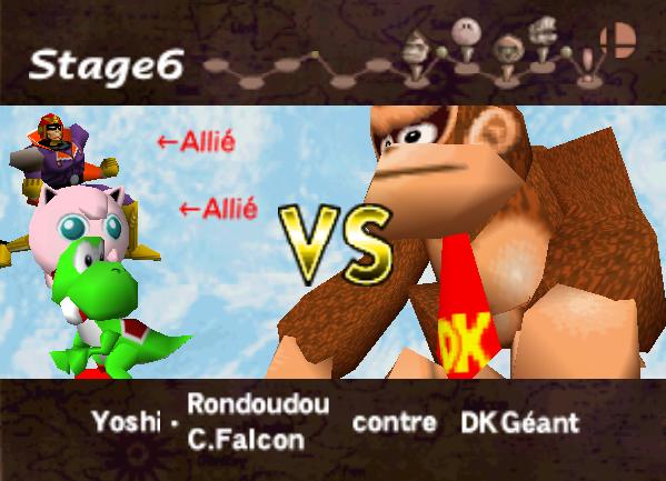 Donkey Kong Géant