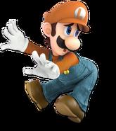 Art Luigi orange Ultimate