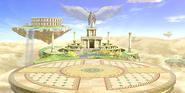 Temple de Palutena DF Ultimate