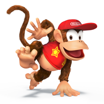 Diddy Kong (3DS / Wii U)