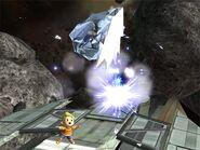 Lucas attaques Brawl 8