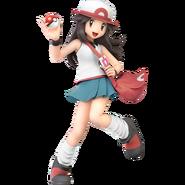 Art Dresseuse de Pokémon blanc Ultimate