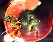 Ike Smash final Brawl 4
