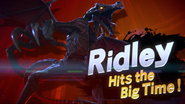Splash art Ridley Ultimate