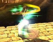 Zelda attaques Brawl 4
