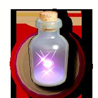Fée en bouteille